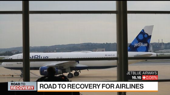 JetBlue CEO Expects Transatlantic to Reopen Before Thanksgiving