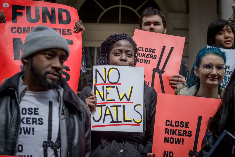 Is 'Abolish Prisons' the Next Frontier in Criminal Justice?