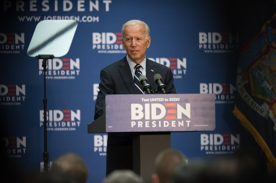 As Opponents Tout Medicare for All, Biden Leans Into Obamacare