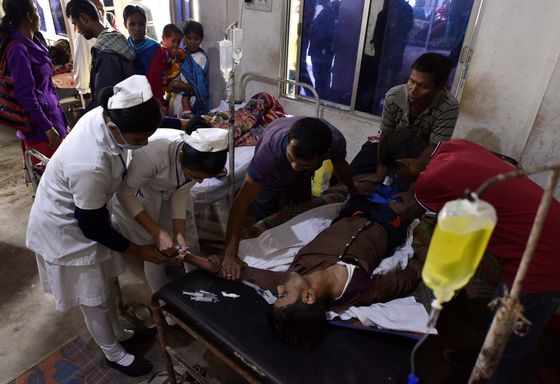Tainted Liquor Kills 114 in India's Assam State: Hindustan Times