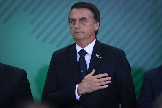 Brazilian President's Pneumonia Is Getting Better, Spokesman Says