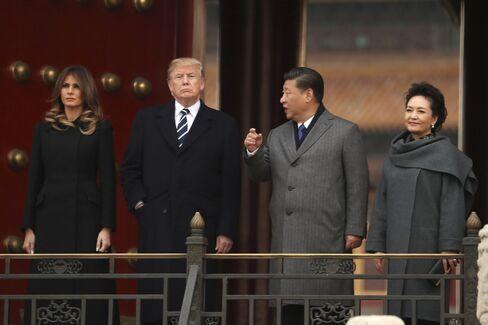 Donald Trump,Melania Trump,Xi Jinping,Peng Liyuan