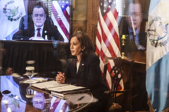 Harris Pledges $310 Million in Aid to Stem Crisis at U.S. Border