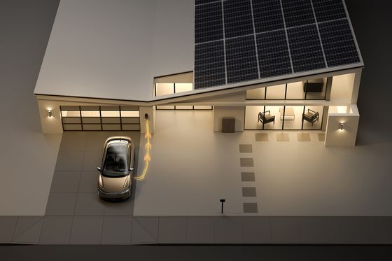 Electric-Car Startup Lucid to Follow Tesla Into Energy Storage