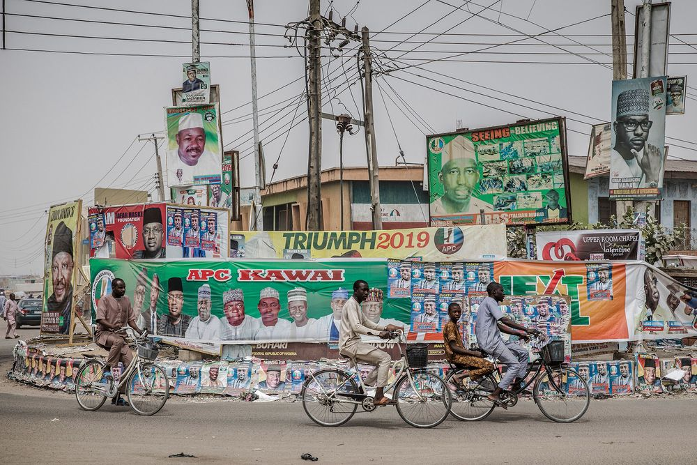 Graft Fighter or Business Magnate: Nigeria Chooses a Leader