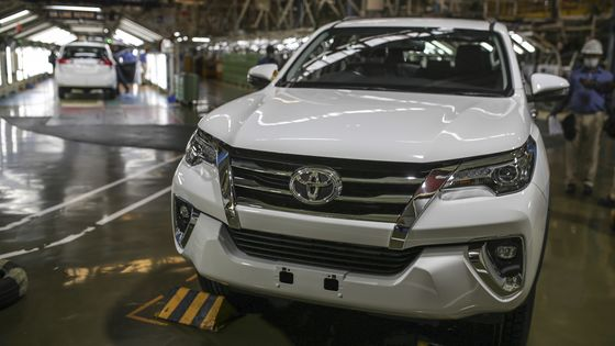Toyota Cuts Show Covid Ravaging Even Best Supply Planners