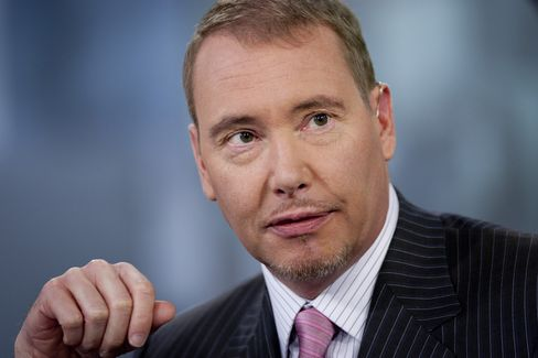 DoubleLine Capital LP CEO Jeffrey Gundlach