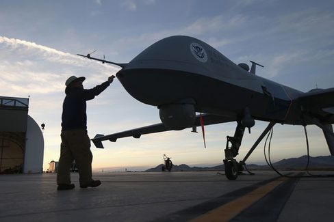 Facing Opposition From Privacy Advocates, Drone Hawks Fire Back