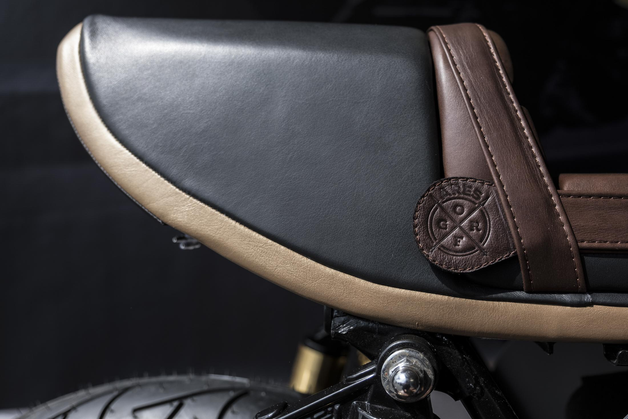 A Handmade Saddle