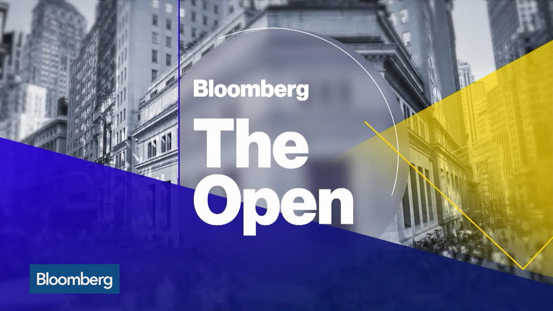 'Bloomberg The Open' Full Show (09/18/2019)