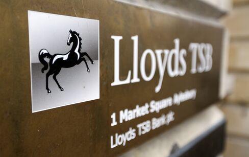 Lloyds First-Half Net Loss Misses Estimates on PPI Compensation