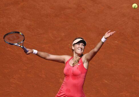 Azarenka Avoids French Open Upset; Federer Matches Connors Mark