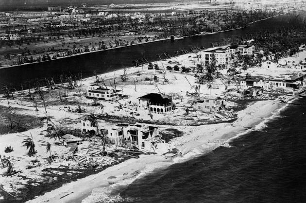 The Great Miami Hurricane (1926) Category 4