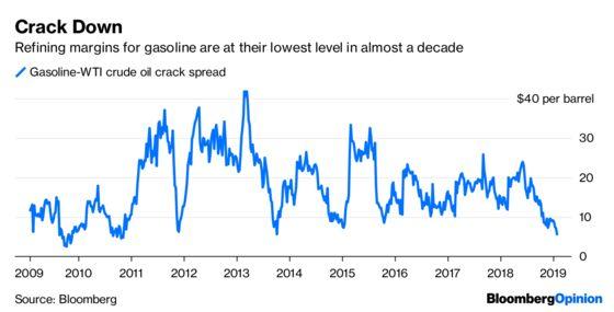 Venezuela's Crisis Isn't All Bullish For Oil