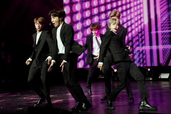 Could BTS Help Smooth Over China-Korea Relations?
