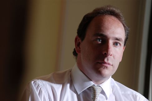 Former BlackRock Fund Manager Mark Lyttleton