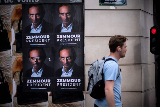 Will French Ultra-Right Pundit Zemmour Run For President?