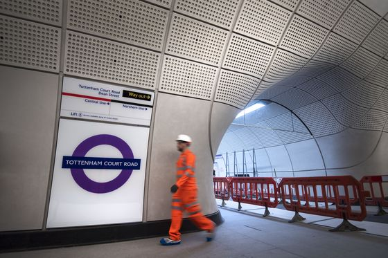 London's Much-Delayed Crossrail Line to Now Open Summer 2021