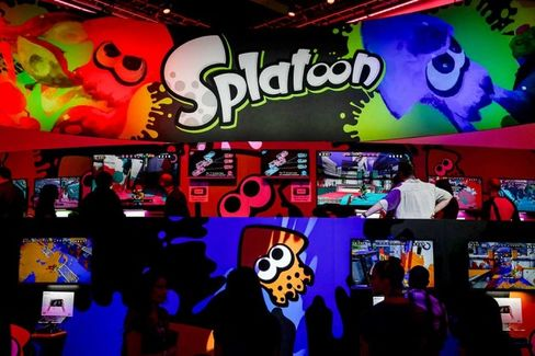 Ink-Spewing Squids Won't Save Nintendo's Wii
