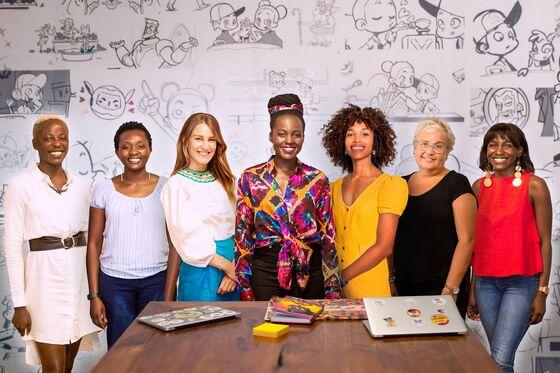 African Superhero Sema Aims to Inspire Kids Worldwide