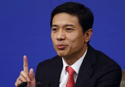 Robin Li, chief executive officer of Baidu