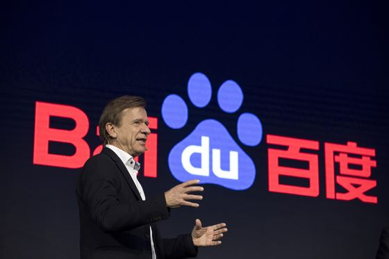Volvo in Pact With Baidu to Develop Autonomous Cars for China