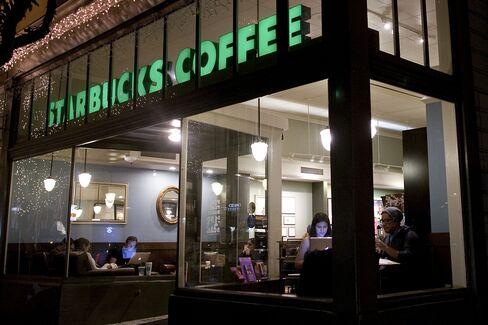 Starbucks Is Third-Largest U.S. Restaurant Chain