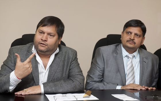 How the Guptas Have Haunted South African Politics