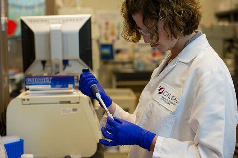 Gilead Seeks Cancer Drug Deals to Bolster 79% Share Rise