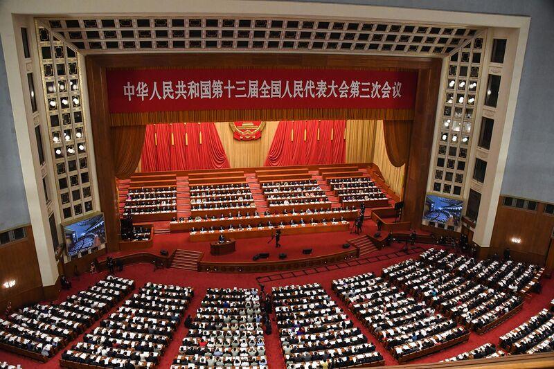 POLÍTICA CHINA