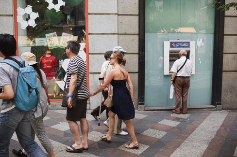 Euro States to Speed Spanish Bank Aid, Aim for Direct Loans