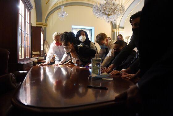 Senate Republicans Balk at Jan. 6 Panel, Setting Up Showdown