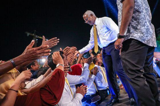 Modi Heads to Maldives as Island Shifts Toward India From China