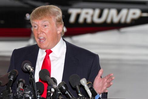 'The Apprentice' star Donald Trump