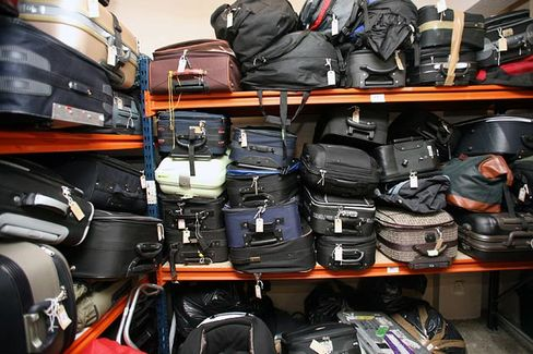 Airline Lost Your Luggage? Let Your Phone Find It