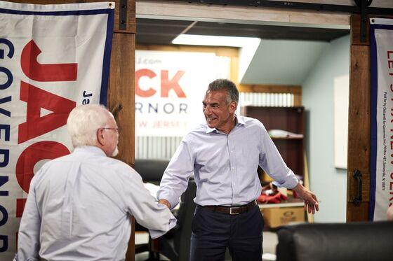 Ex-N.J. Lawmaker Wins GOP Vote, Will Challenge Governor Murphy