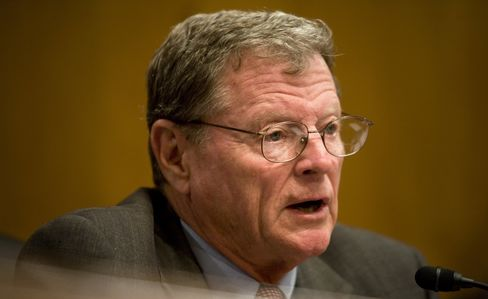 Senator James Inhofe