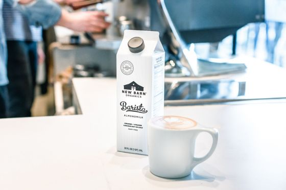 Shhhhh, Big Dairy Is in Bed With Almond Milk