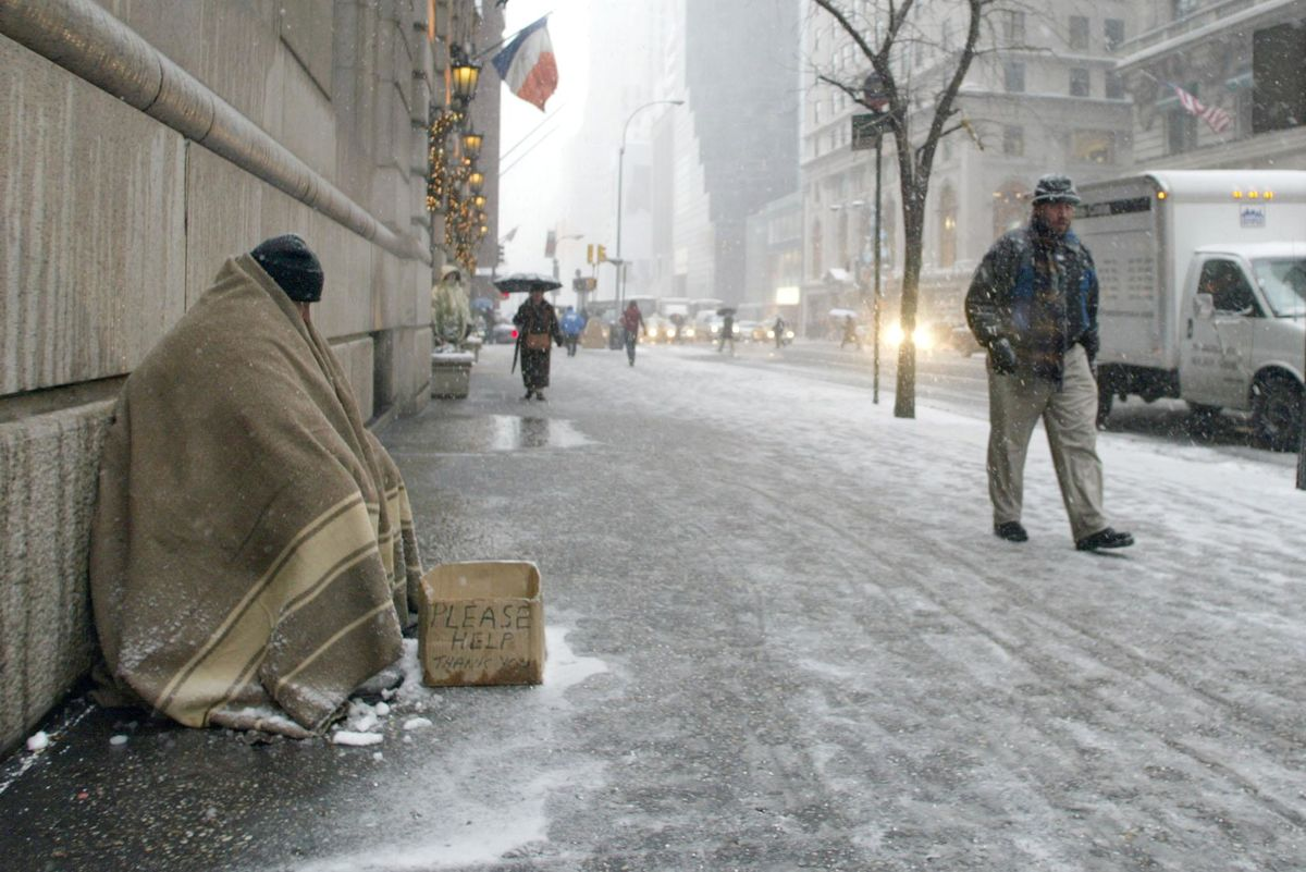 Being Poor Is Getting Scarier in the U.S.