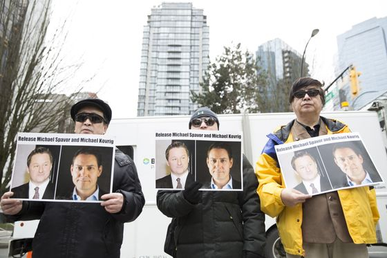 China Leaves Room to Release Canadian After Spy Conviction