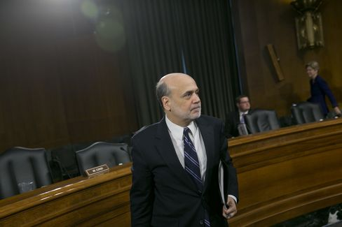 U.S. Fed Chairman Ben S. Bernanke