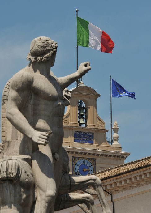 Italy Beats Peers With Cheapest Debt Since August