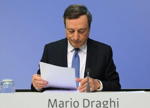 ドラギECB総裁