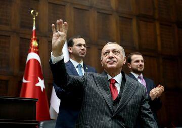 Erdogan S Fight Shows Control Of Turkey Runs Through