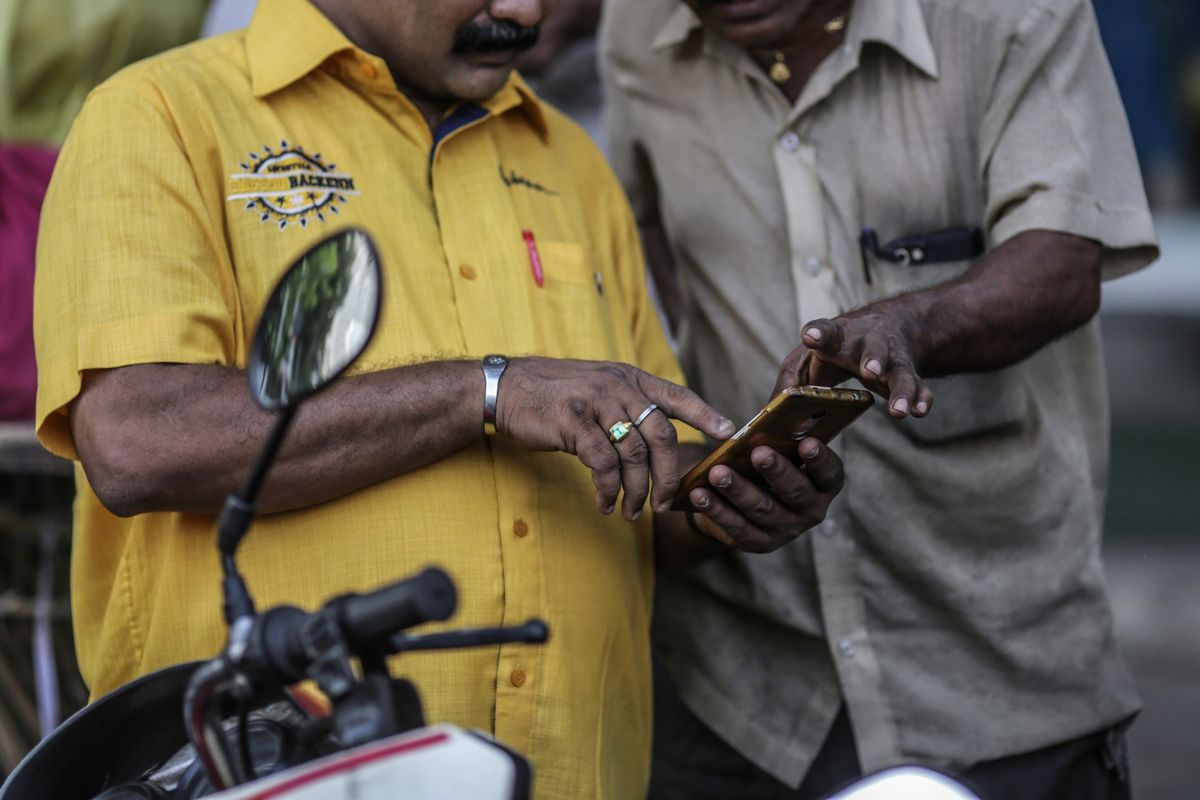 India's About to Hand People Data Americans Can Only Dream Of