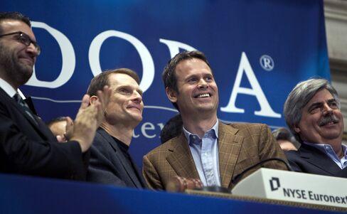 Pandora CEO Joseph Kennedy