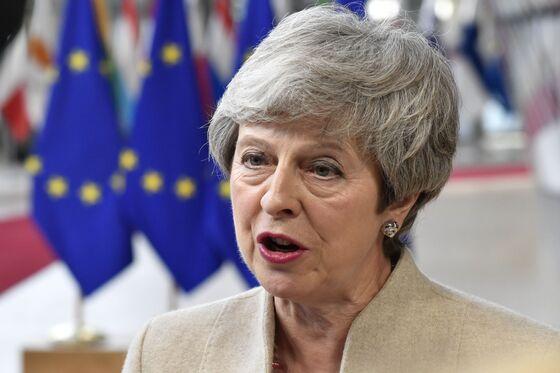 Theresa May Hits Out at Boris Johnson's 'Moral' Failures