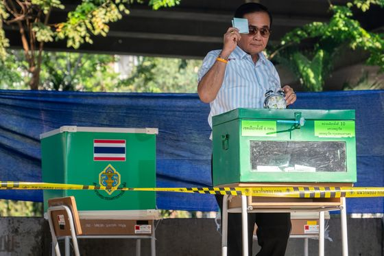 Race for Thai Prime Minister Could Surprise Investors Yet Again