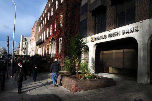 Ground Zero for Irish Banking Crisis May Swap Lending for Lattes