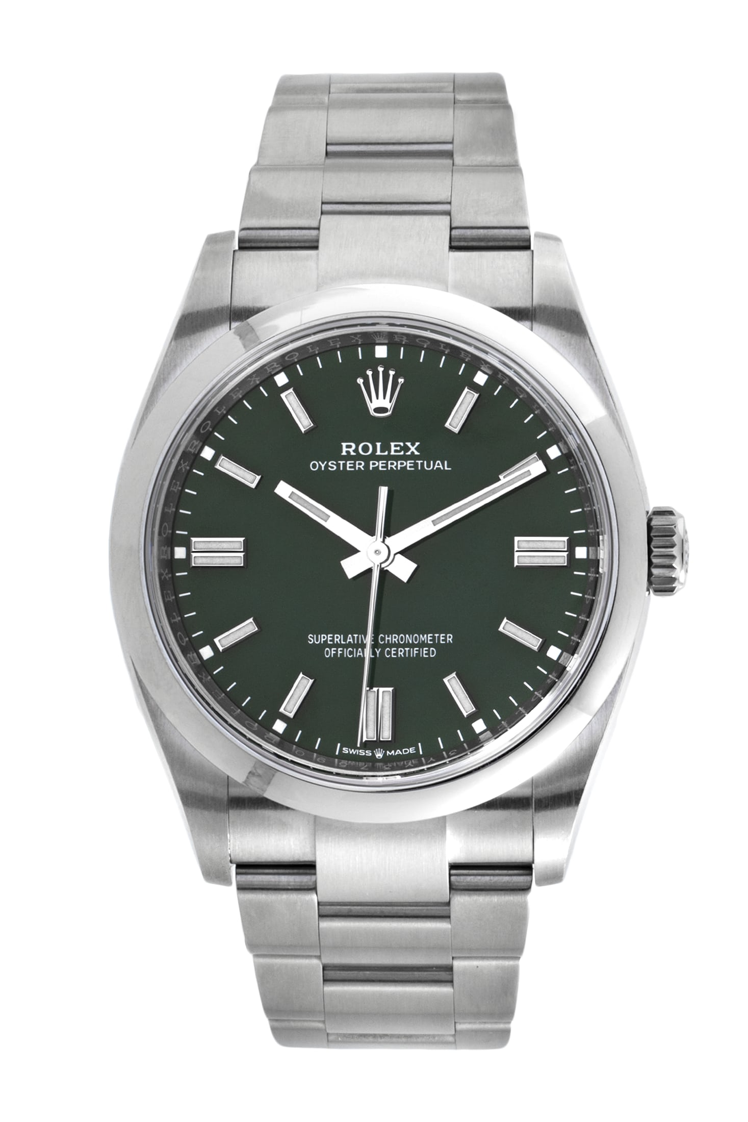 relates to Your Cheat Sheet to the New Rolex Oyster Perpetual Lineup